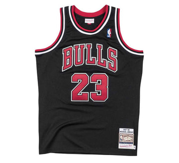 AUTHENTIC JERSEY CHICAGO BULLS ALTERNATE 1997-98 MICHAEL JORDAN