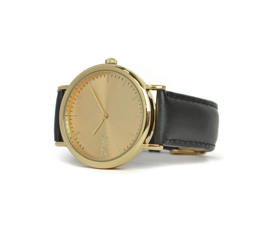 GOLD TIME SAWYER/ BLACK BAND