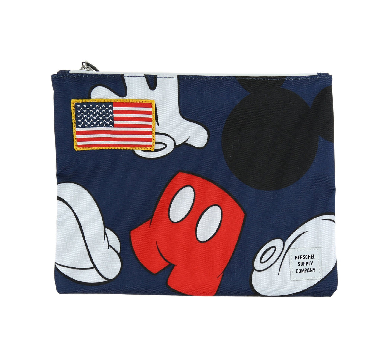 NETWORK MICKEY POUCH, NAVY