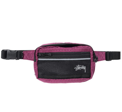 DIAMOND RIPSTOP WAIST BAG