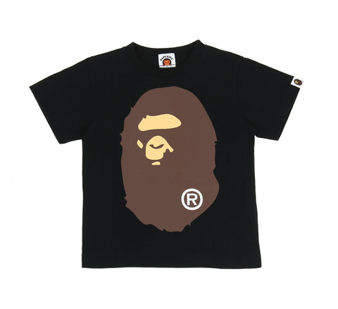 KIDS BIG APE HEAD TEE