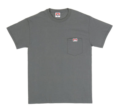 CLASSIC LABEL POCKET TEE