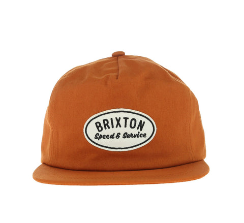 MAGS HP SNAPBACK, BURNT ORANGE