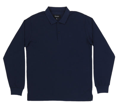 SHOREDITCH LONG SLEEVE POLO
