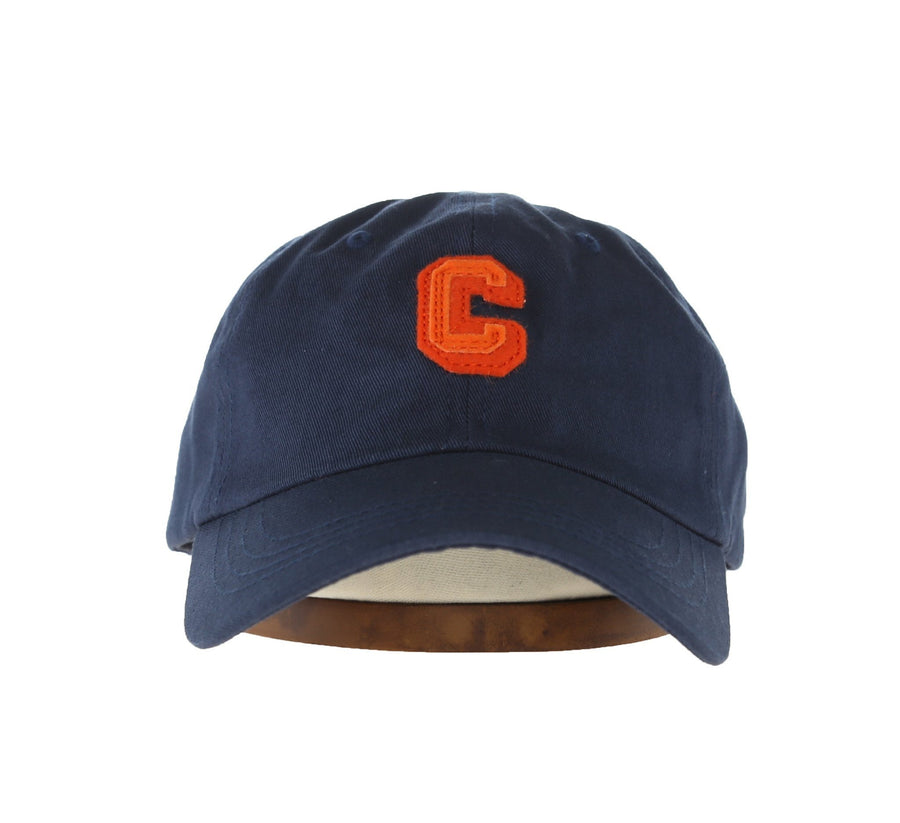 "CARROTS ""C"" BALL CAP, NAVY"
