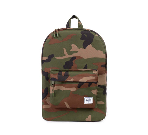 CLASSIC BACKPACK, WOODLAND CAMO