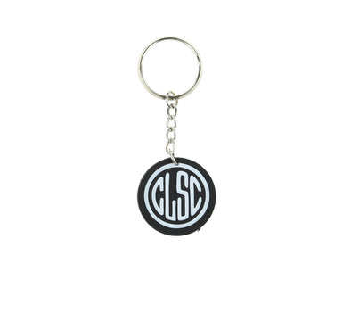 STAMP RUBBER KEYCHAIN