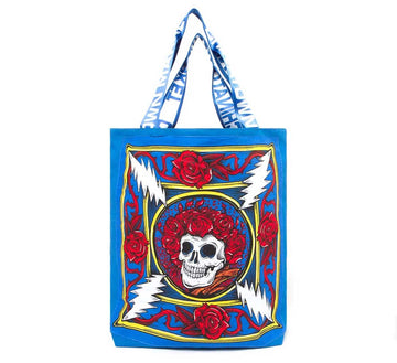 BORDER BANDANA TOTE BAG