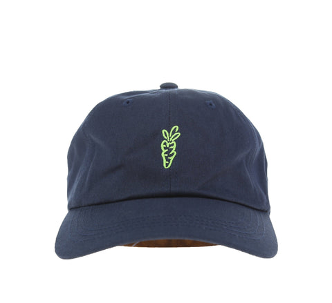 KATAKANA DAD HAT, NAVY