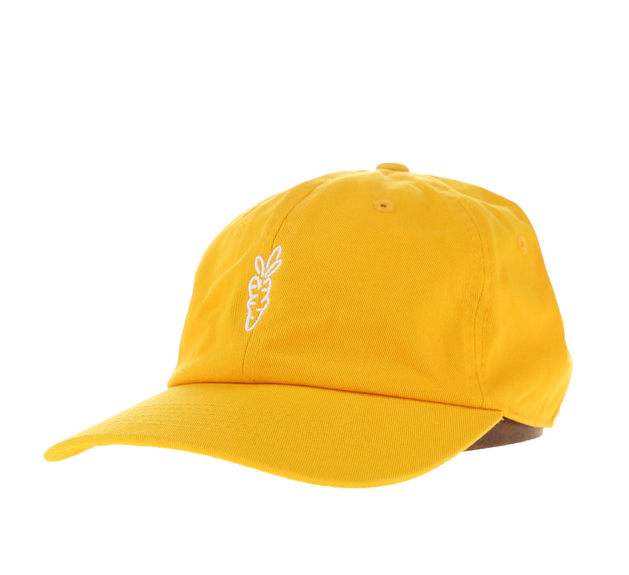KATAKANA DAD HAT, GOLD