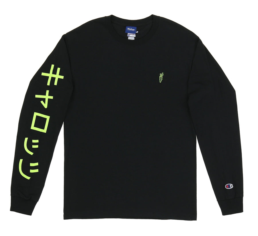 KATAKANA LONG SLEEVE