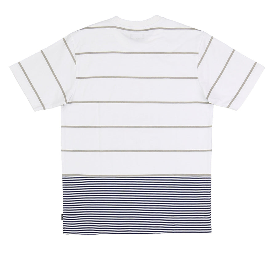 MONTEREY S/S STRIPED KNIT