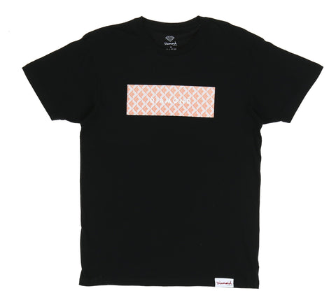 DIAMOND TILE TEE