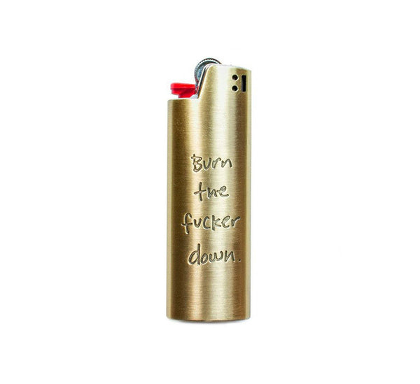 BURN EM' LIGHTER CASE