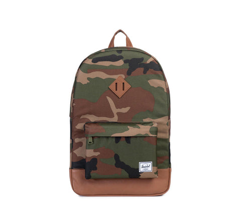 HERITAGE BACKPACK, WOODLAND CAMO