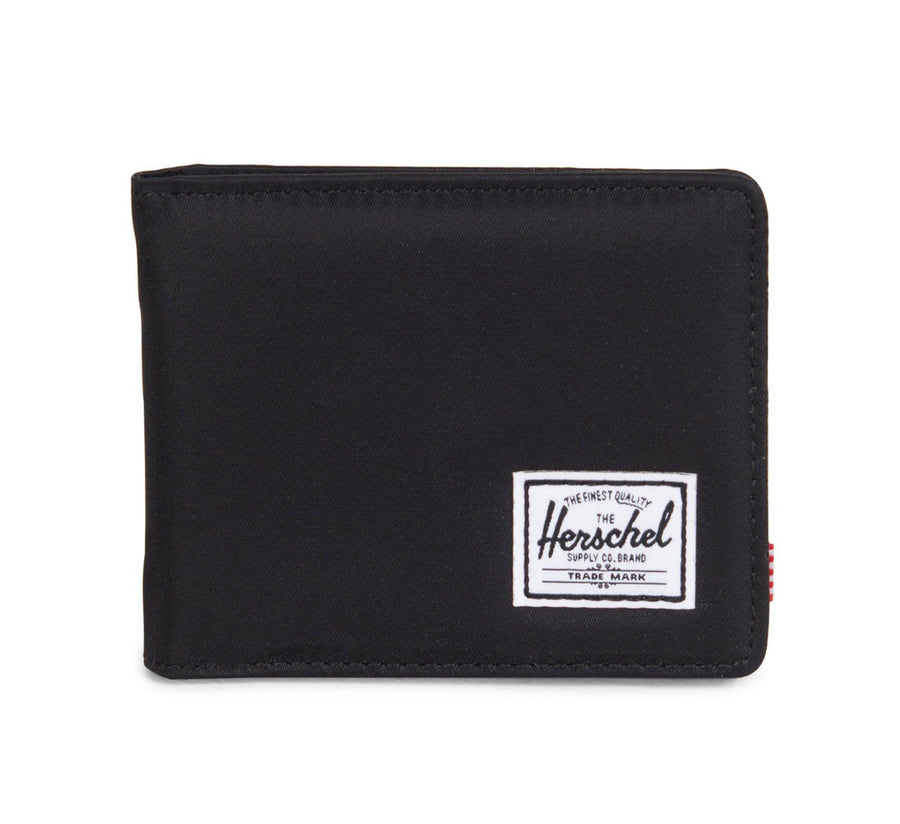 ROY WALLET, NYLON BLACK
