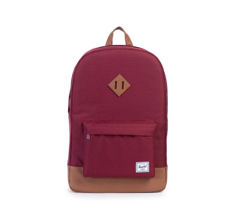 HERITAGE BACKPACK, WINDSOR WINE