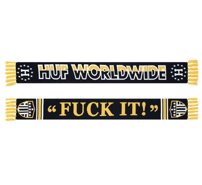 WC HUF HOOLIGAN SCARF