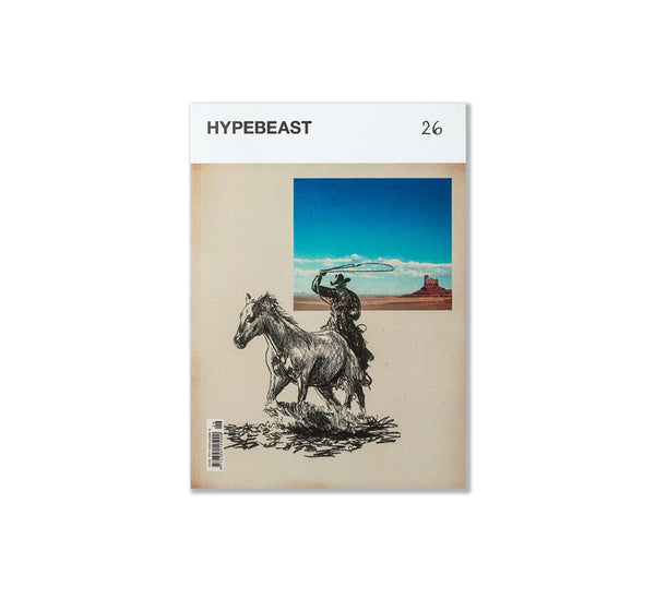 HYPEBEAST MAGAZINE, ISSUE 26: THE RYTHMS ISSUE
