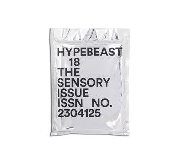 HYPEBEAST MAGAZINE, ISSUE 18: THE SENSORY ISSUE