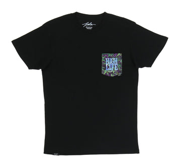 HIGH LIFE X-JAY POCKET TEE