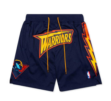 JUST DON SHORT- GOLDEN STATE WARRIORS