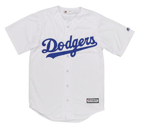 LA DODGERS REPLICA HOME JERSEY