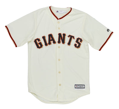SAN FRANCISCO GIANTS REPLICA HOME JERSEY