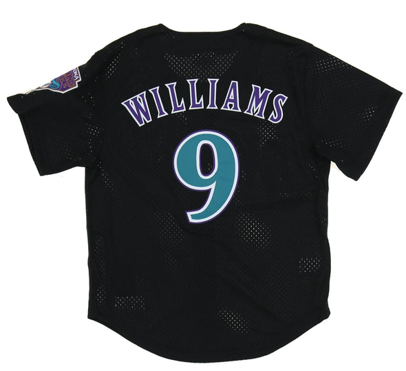 ARIZONA DIAMONDBACKS 1999 MATT WILLIAMS #9 BATTING PRACTICE JERSEY