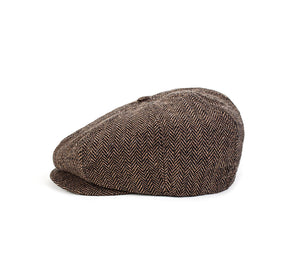 LIL BROOD SNAPCAP, BROWN/KHAKI