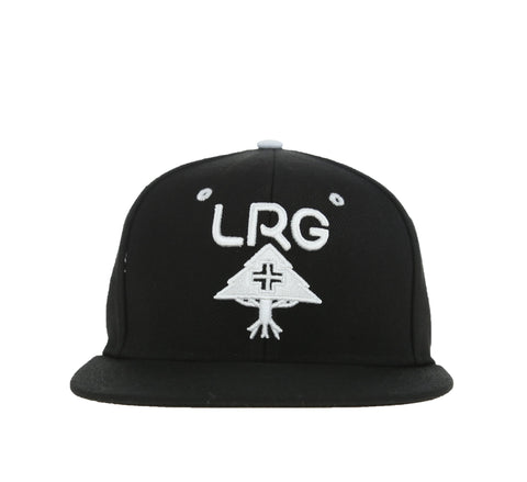RESEARCH GROUP SNAPBACK, BLACK
