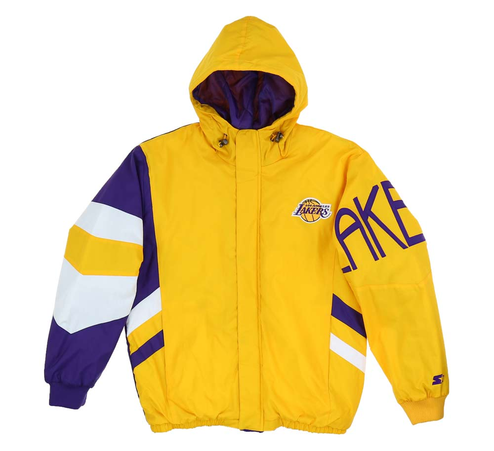 LOS ANGELES LAKERS KNOCKOUT JACKET