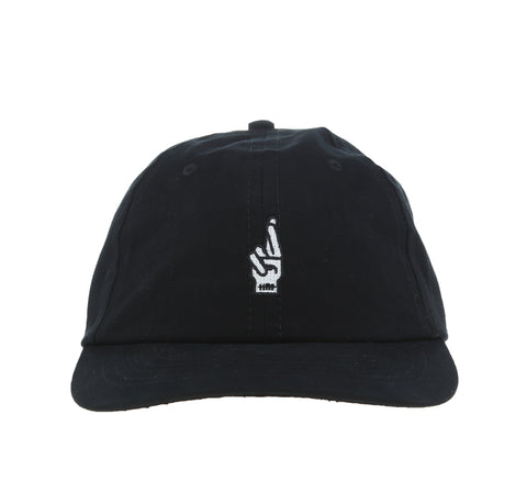 GARFIELD HAT, BLACK