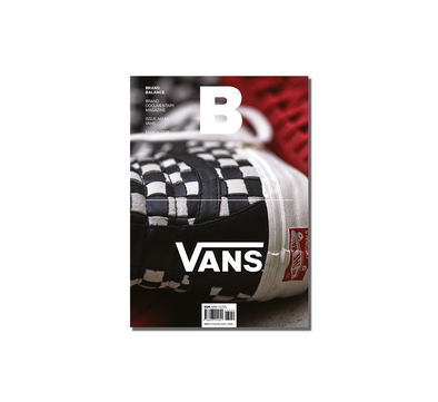 MAGAZINE B, ISSUE #44: VANS