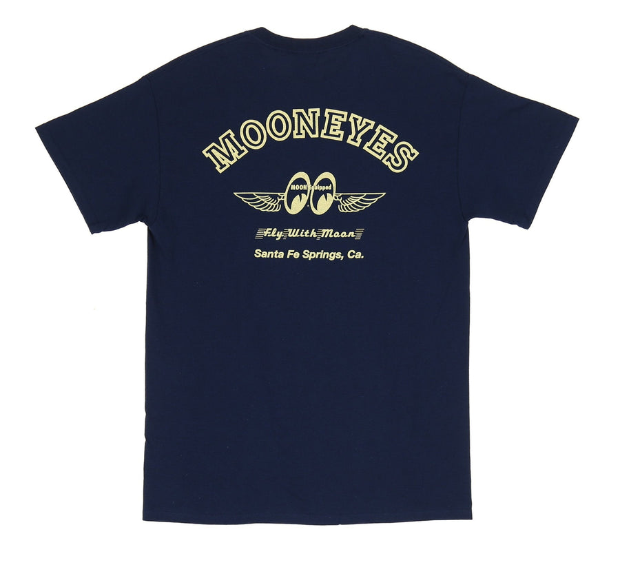 FLY WITH MOON TEE