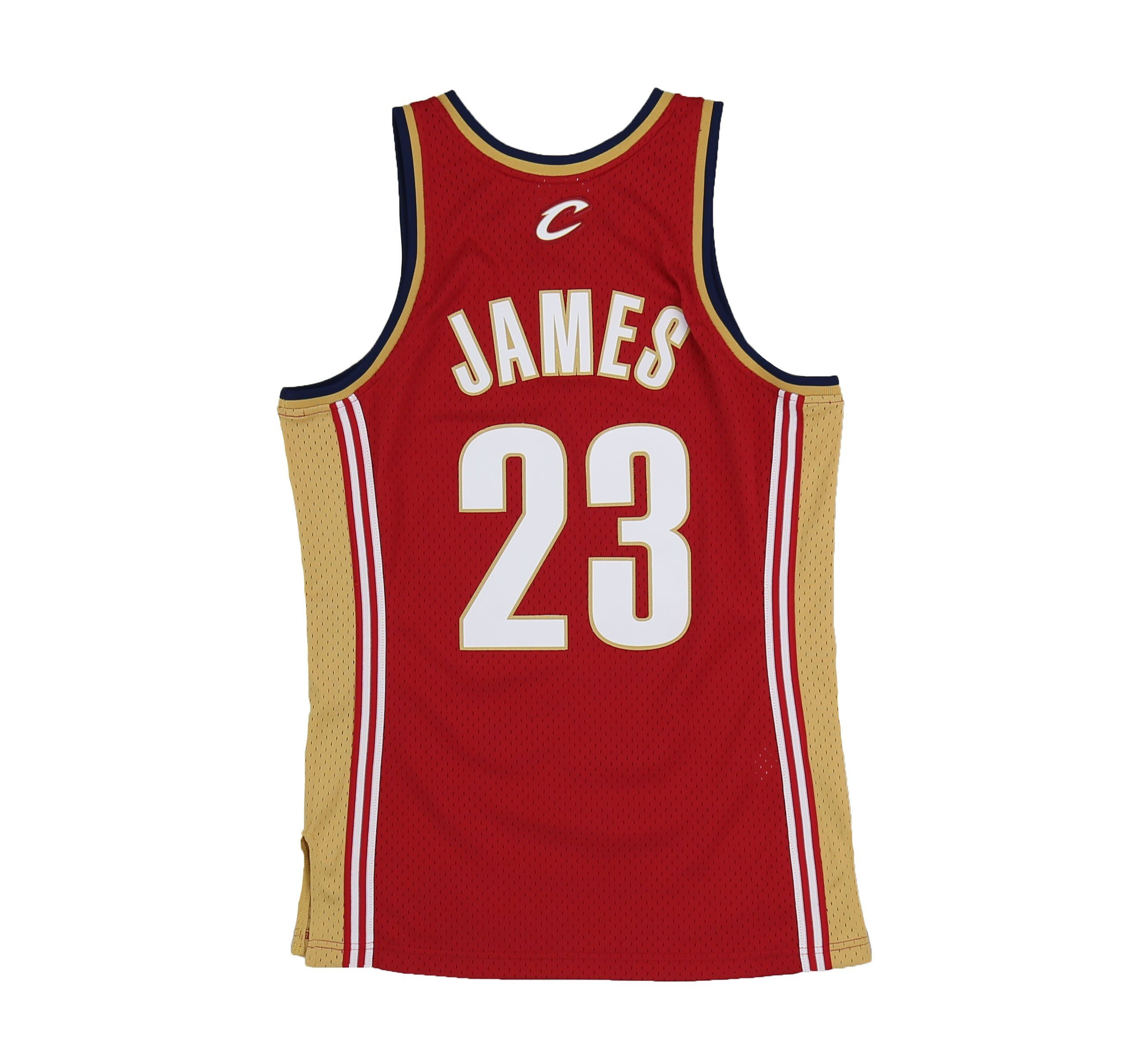 wholesale dealer 501d8 a1ee0 CLEVELAND CAVALIERS LEBRON JAMES #23 SWINGMAN JERSEY -