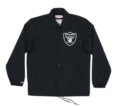 OAKLAND RAIDERS COACHES JACKET