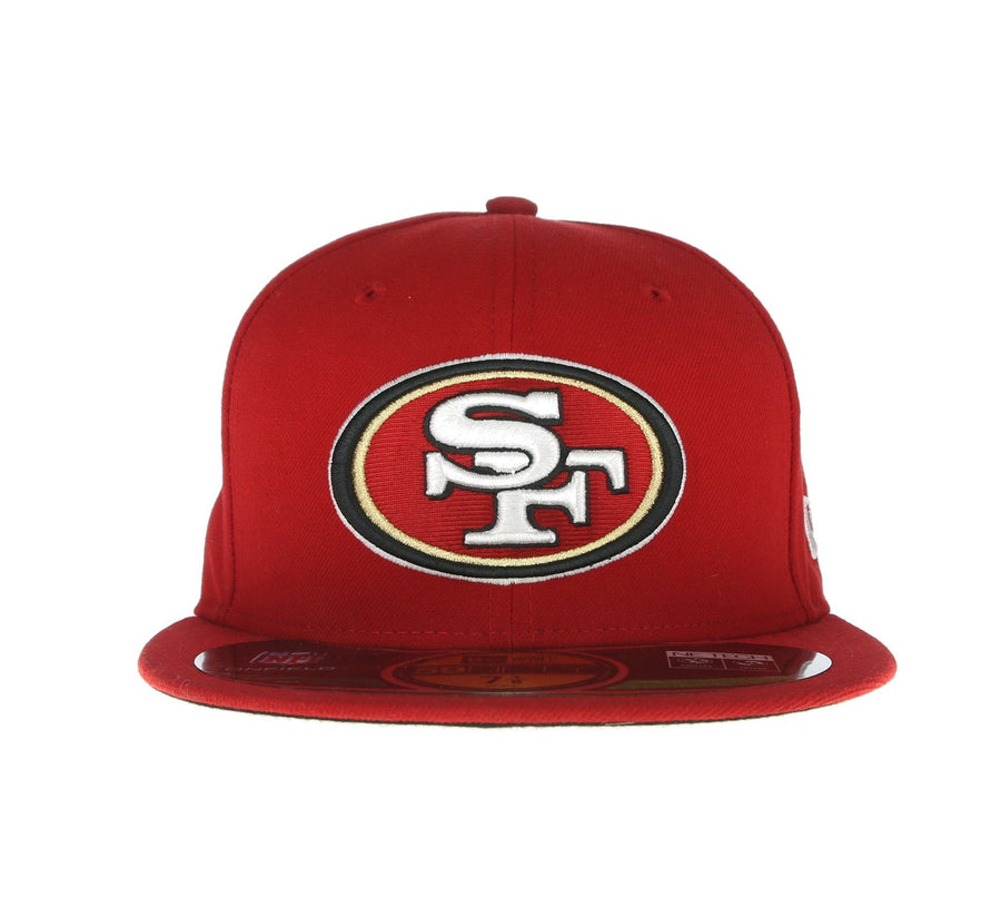 SAN FRANCISCO 49ERS GAME ONFIELD CAP