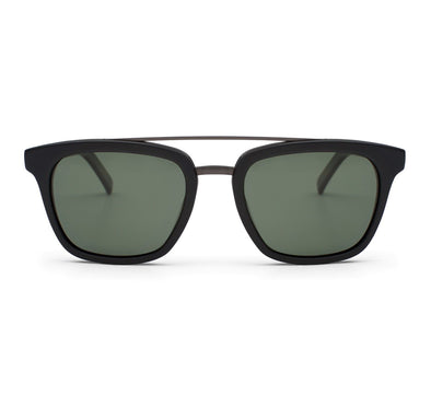 NON FICTION, MATTE BLACK / GREY POLARIZED
