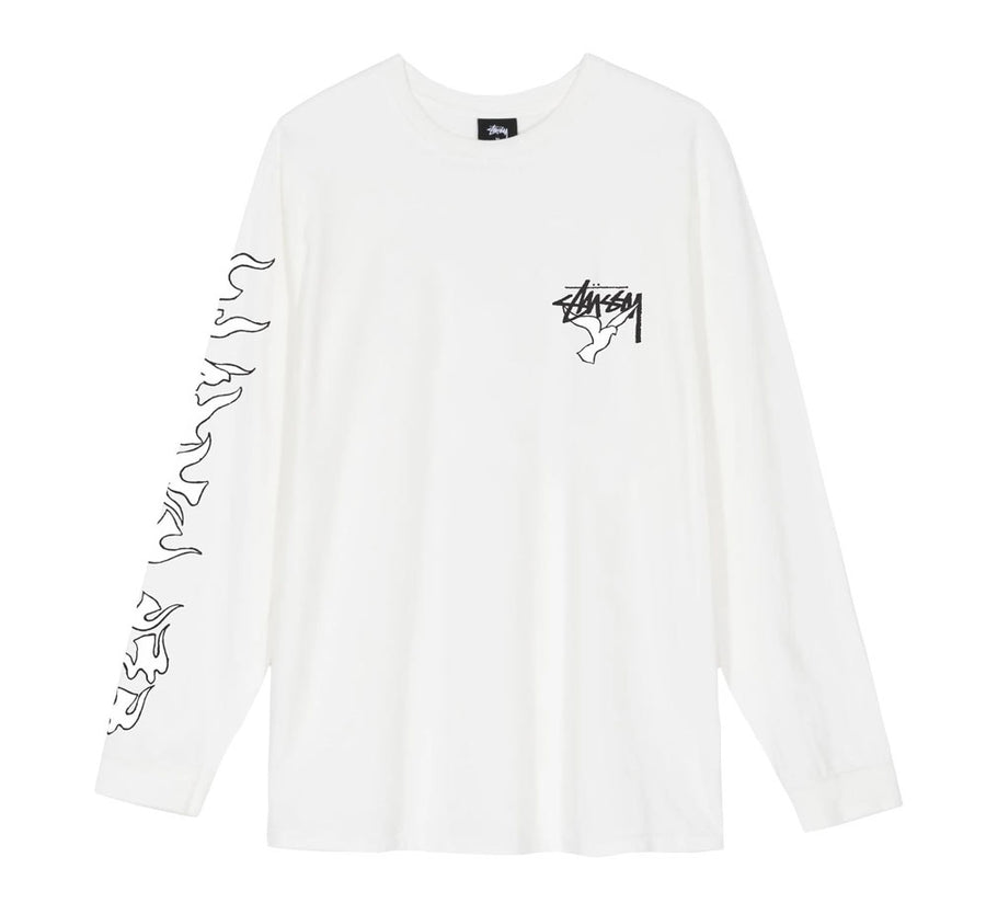 ONE LOVE PIG.DYED LS TEE