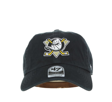 ANAHEIM DUCKS '47 CLEAN UP, BLACK