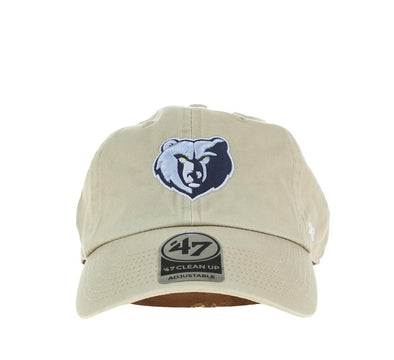 MEMPHIS GRIZZLIES '47 CLEAN UP, KHAKI