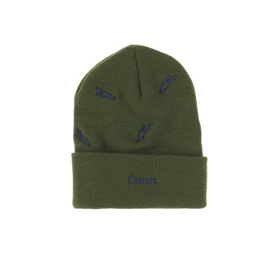 ALL OVER CARROT BEANIE