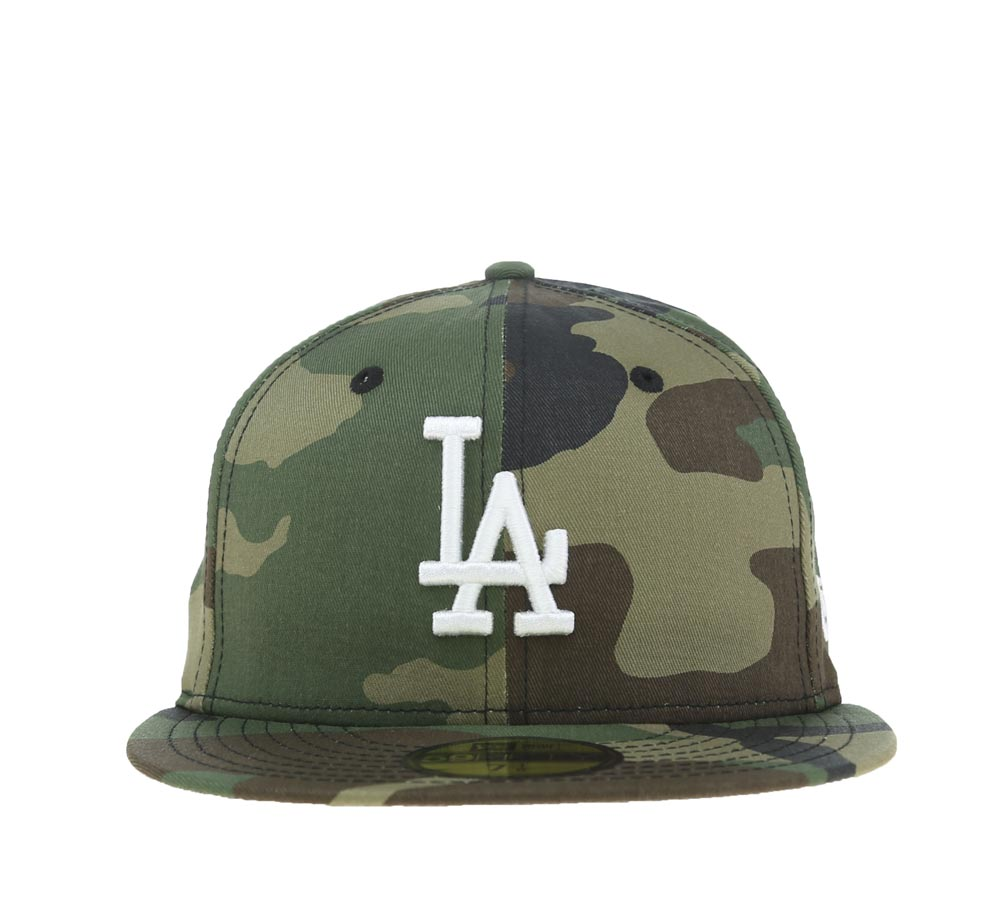 60b1973a2f1 LOS ANGELES DODGERS 59FIFTY FITTED CAP – SHOPATKINGS