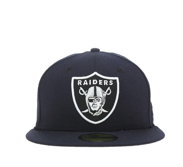 OAKLAND RAIDERS 59FIFTY FITTED CAP