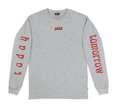 GROOVY MOTTO LONG SLEEVE
