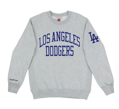 LOS ANGELES DODGERS PLAYOFF CREWNECK