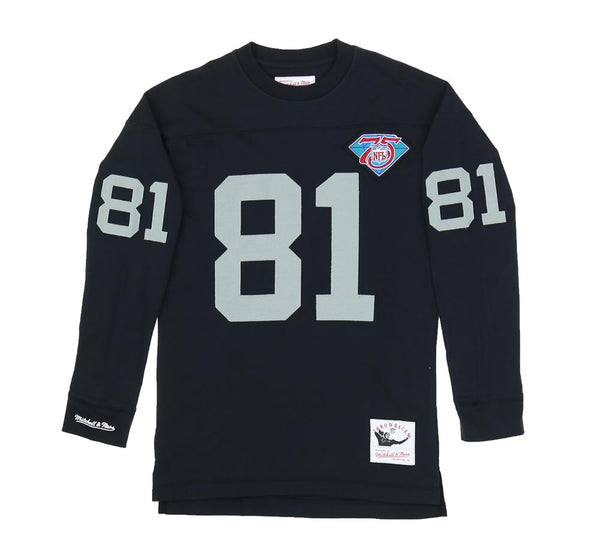 TIM BROWN 1994 LOS ANGELES RAIDERS KNIT LONG SLEEVE