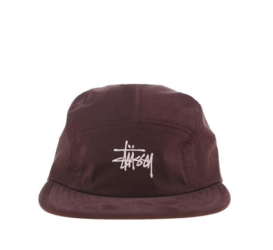 STOCK LOGO CAMP CAP