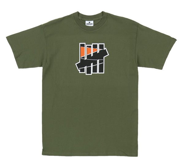 5 STRIKE COURT RUN TEE